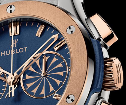 Hublot-Mykonos-Classic-Fusion-Chronograph-case-detail
