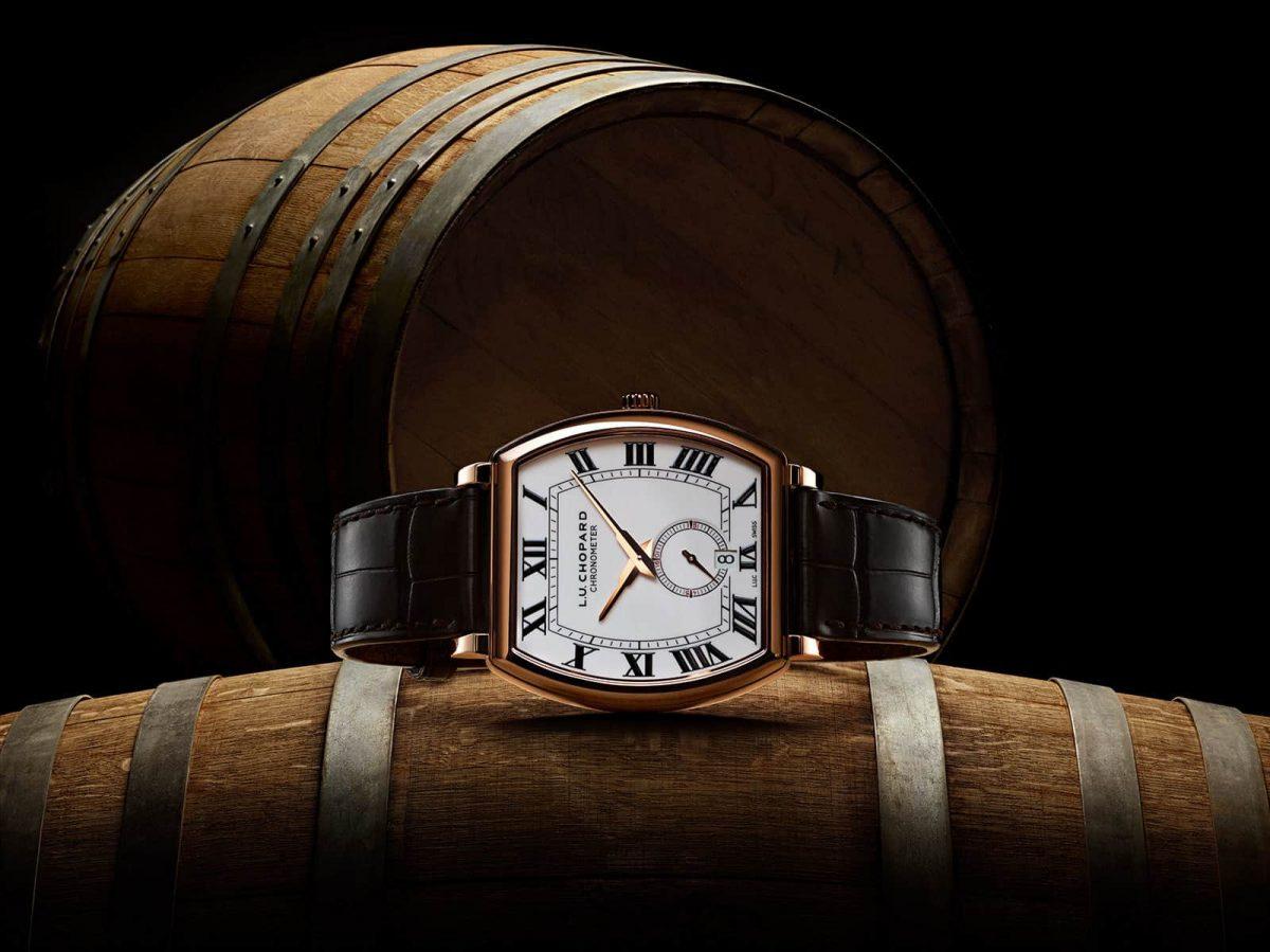 Chopard L.U.C Heritage Grand Cru Limited Edition Fake Watches CA