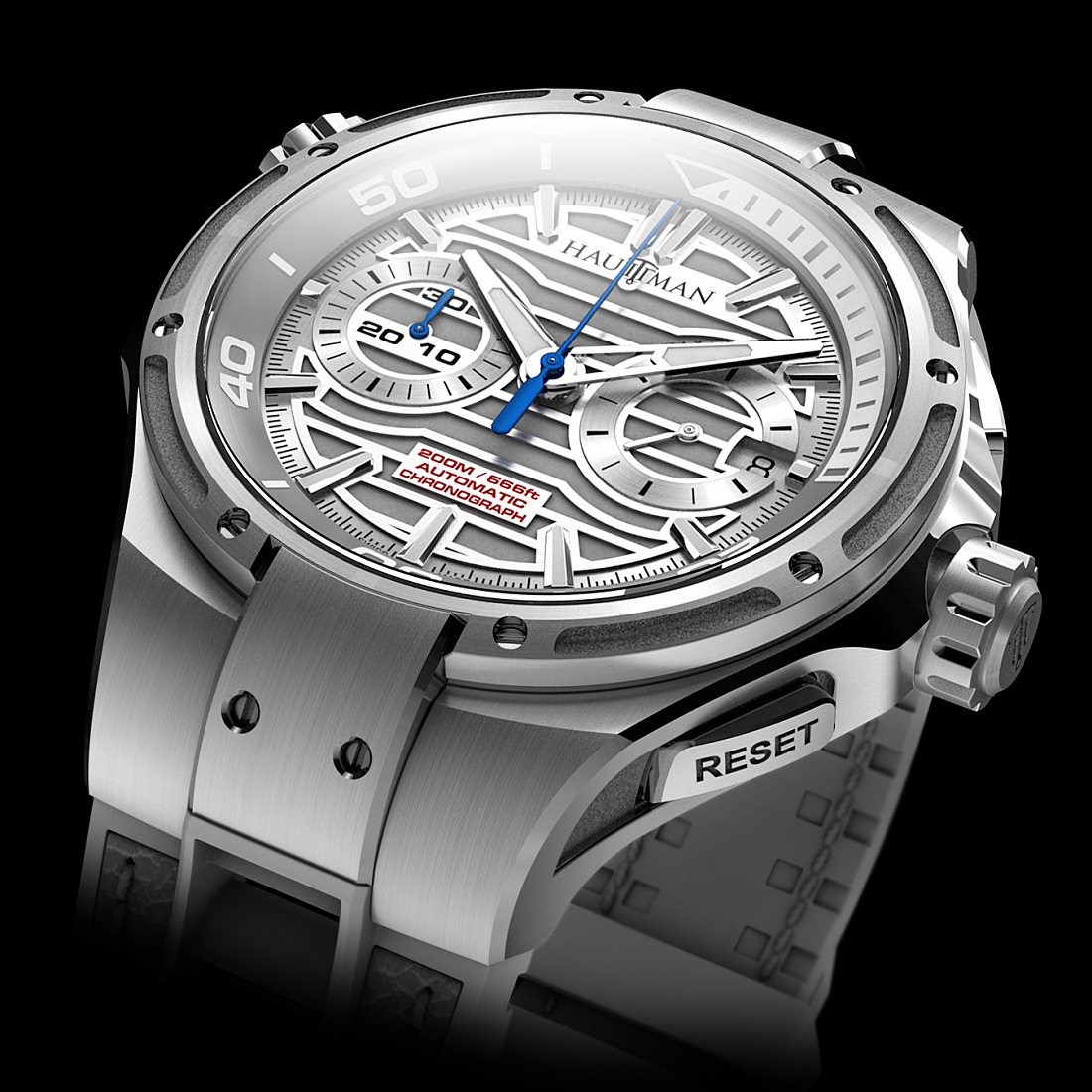 LuxuryHauttman Deep Discovery Chronograph Limited Edition Replica Watches