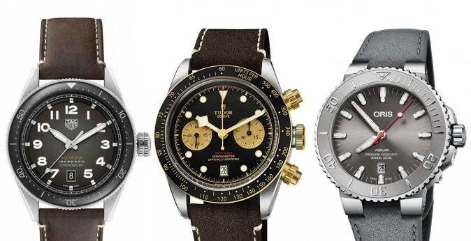 The watches are suitable for daily use.