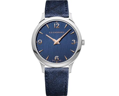 The timepiece is a best choice for formal occasion.
