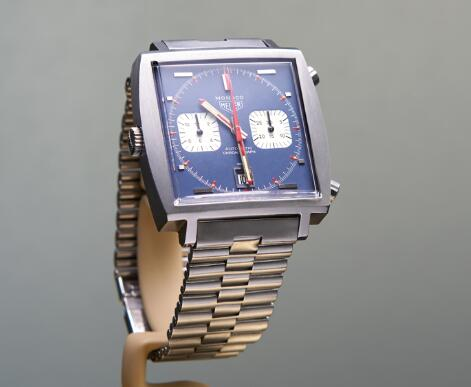 Most Recognizable TAG Heuer Monaco Replica Watches CA With Square Dials