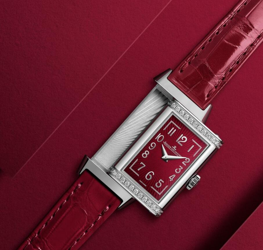 Forever imitation watches are set with diamonds.