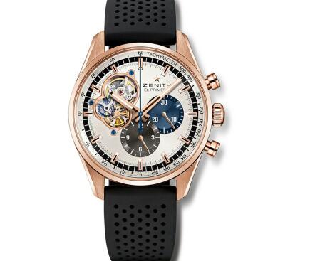 The Swiss fake Zenith is good choice for men.