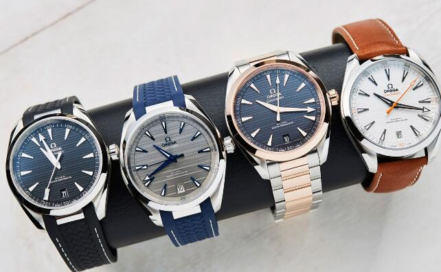 All the copy Omega Aqua Terra watches are with high quality.