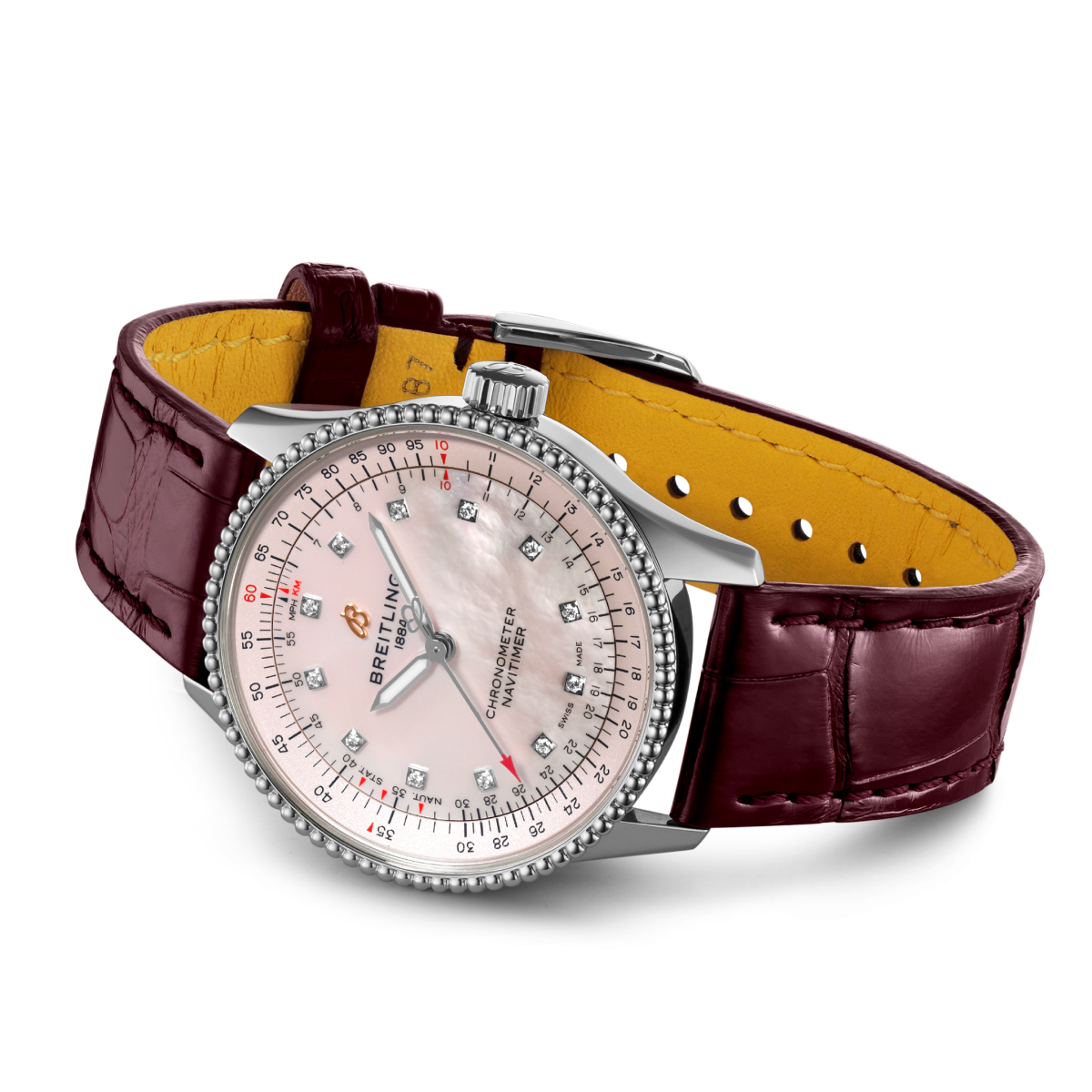 Recommending CA Two Female Replica Watches With Mother-Of-Pearl Dials