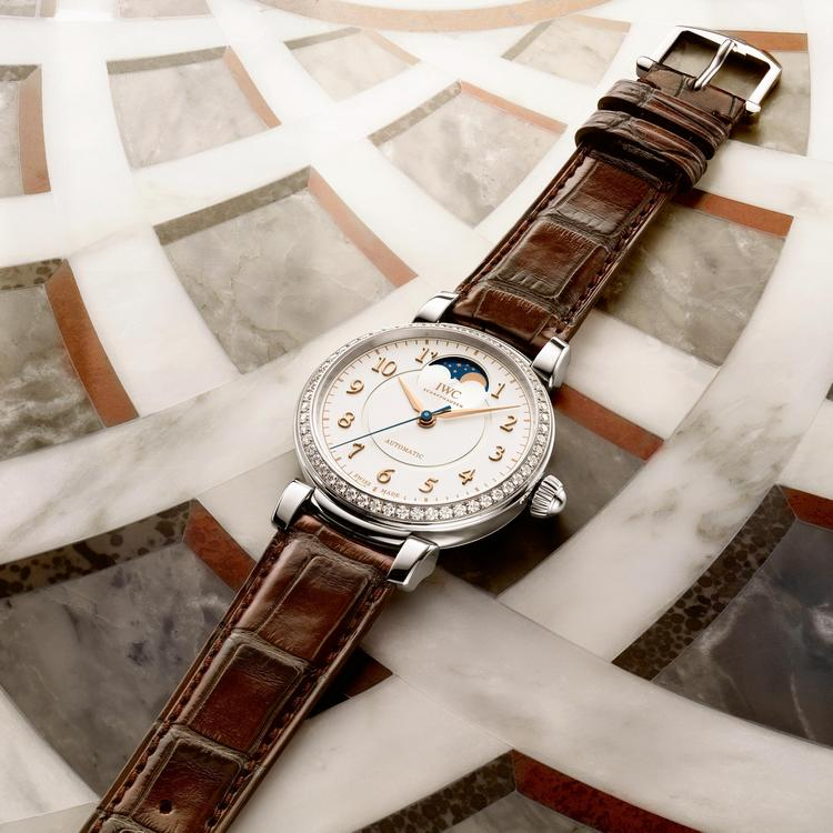CA Best Replica IWC Da Vinci IW459307 Watch With Moon Phase