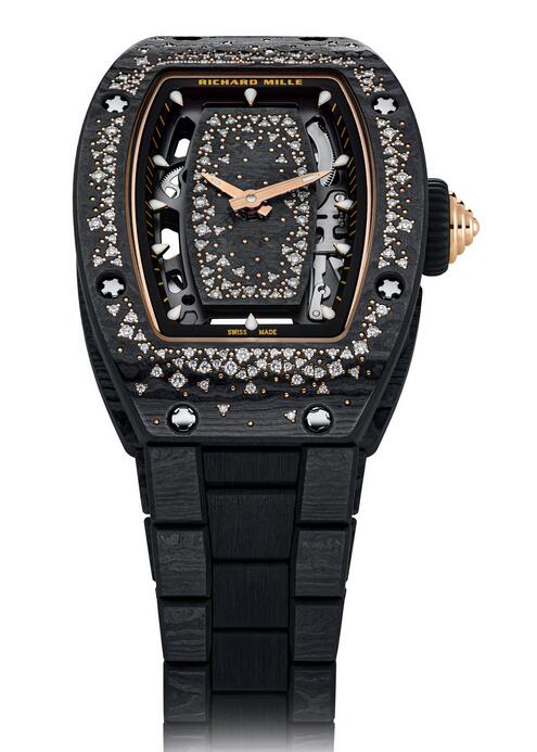 Online replica watches are creative for the special material.