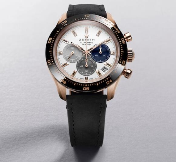 Clear reading of the online fake watches is efficiently ensured by the white colored dials.
